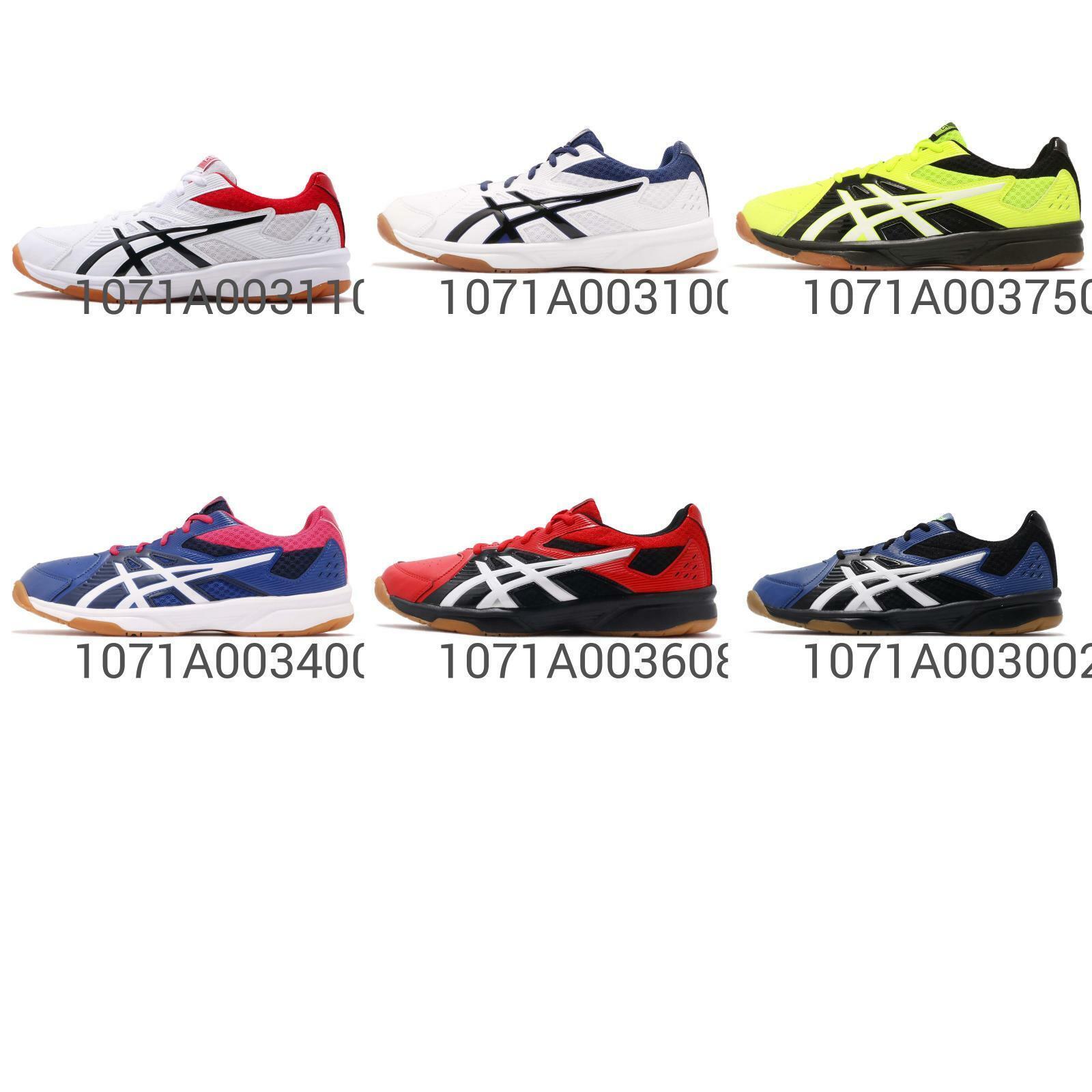 Asics Court Break Gum Men Badminton Volleyball Indoor  scarpe Trainers Pick 1  risparmia il 60% di sconto