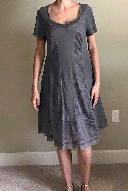 Beautiful Stylish Authentic DECA PARIS size 5 Dress PIAT orig. 325