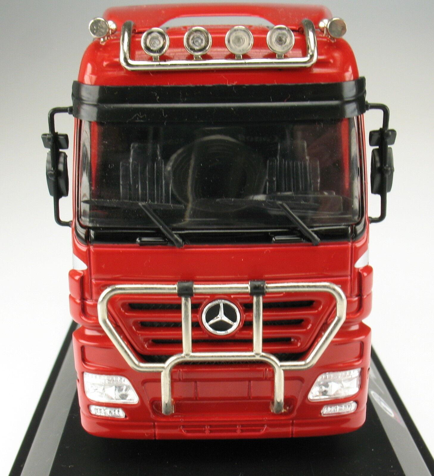 NZG - Mercedes-Benz ACTROS 1841 MP2 mit Bullenfänger - LIMITIERT 136 999 - 1 50