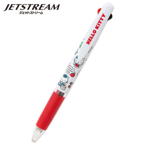Hello Kitty JETSTREAM 3Color Ballpoint Pen Sanrio Japan