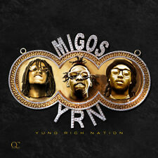 Yung Rich Nation - Migos (2015, CD NEUF) Explicit Version