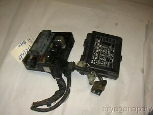 1997 honda prelude fuse box diagram 93 prelude fuse box