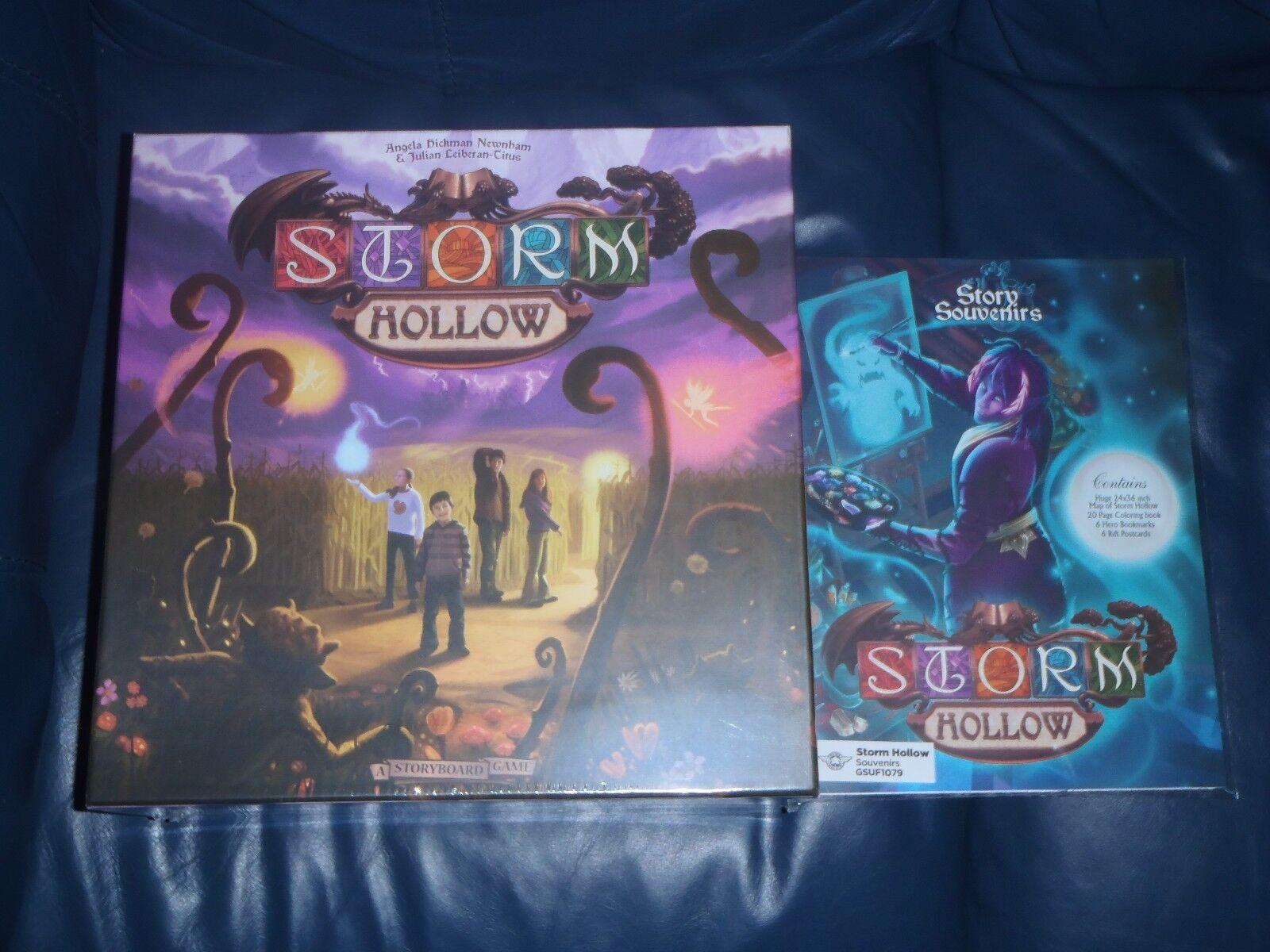 Storm hueco juegos de rol Juego de Mesa  Nuevo + Sellado