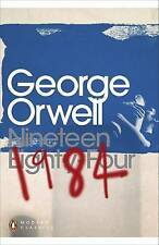 George Orwell's 1984 Nineteen Eighty-Four Penguin Modern Classics Paperback Book