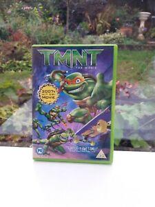 TMNT The Movie 2007s Hit CGI Dvd(Like New).Teenage Mutant Ninja Turtles comic PG