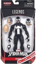Hasbro Legends Series Marvel Spider-man Venom Action Figure for Ages 4