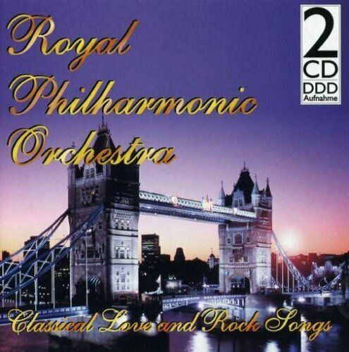 Royal Philharmonic Orchestra [2 CD] Classical love and rock songs