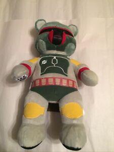 Build-A-Bear-Star-Wars-Boba-Fett-the-Original-Mandalorian-Plush-Rare-Retired-BAB