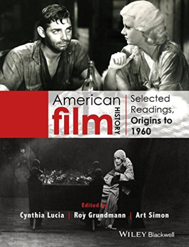 Lucia-American Film History BOOK NEUF
