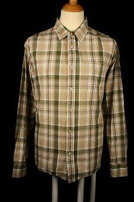 Appena Wrangler Vintage A Maniche Lunghe Check Camicia Sz Xl-mostra Il Titolo Originale E Avere Una Lunga Vita