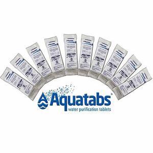 Aquatabs-Water-Purification-50-Tablet-Tab-Survival-Emergency-FRESHEST-EXP-01-25