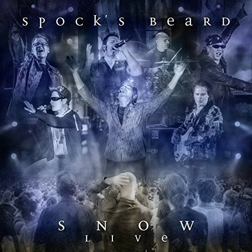 Snow - Live - Spock's Beard (2017, CD NEU)4 DISC SET