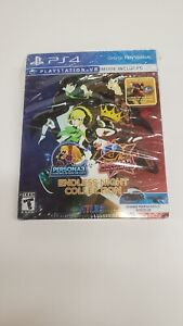 Damaged Persona Dancing Endless Night Collection PS4 PlayStation 4