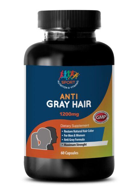 Gray Hair Solution For Men Women 1 Bottle