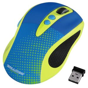 2-0-Wireless-Coloured-Gaming-Mouse-Optical-Scroll-2400-DPI-For-PC-Laptop-yellow