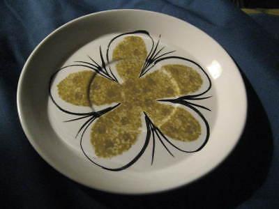 Vintage 597ms Grüne Blume Jamaika China Untertasse Attractive Appearance Luftfahrt & Zeppelin Forceful Vera Neumann Untertasse Sammeln & Seltenes