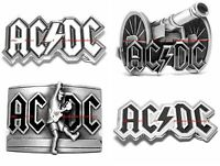 BBUM0055 AC DC ROCK N ROLL MUSIC HEAVY METAL ROCK BAND ALLOY BELT BUCKLE