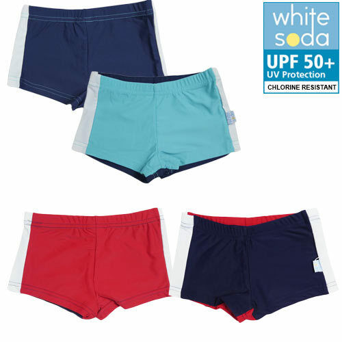 Protection 00-8yrs New Boys Swim Trunks Swimmers Togs Chlorine Resistant UPF 50