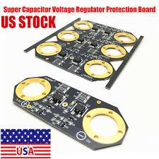 Super Capacitor Voltage Regulator Protection Board 27v 3000f Stabilizer Module