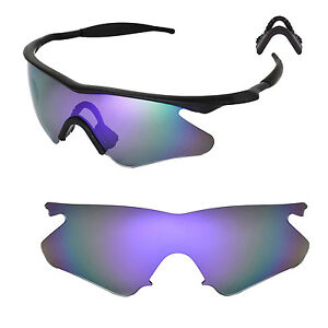 ae555d80c7 New WL Polarized Purple Sunglasses Lenses For Oakley M Frame Heater ...