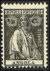 """Scott # 119 - 1914 - """"ceres"""", Nom & Valeur En Noir, Crayeux Papier-afficher Le Titre D'origine"""