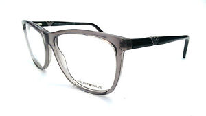 9af9e6175df Image is loading EMPORIO-ARMANI-DESIGNER-FRAMES-GLASSES-GREY-BLACK-EA-