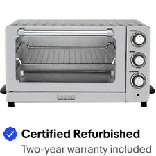 Cuisinart Toaster Oven Broiler with Convection (TOB-60NFR) TOB60