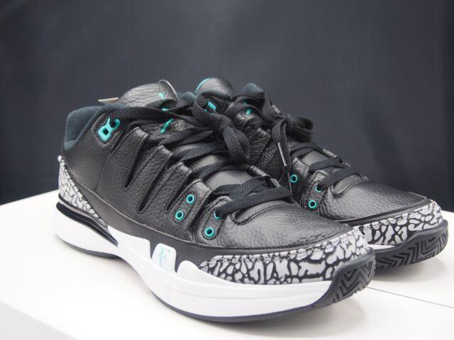 14ab7b3be43c Nike Zoom Vapor RF X Aj3 Roger Federer Air Jordan 3 Atmos Sz 8 for ...