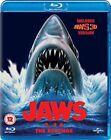 Jaws 2 Jaws 3 Jaws The Revenge 5053083090555 With Dennis Quaid Region B