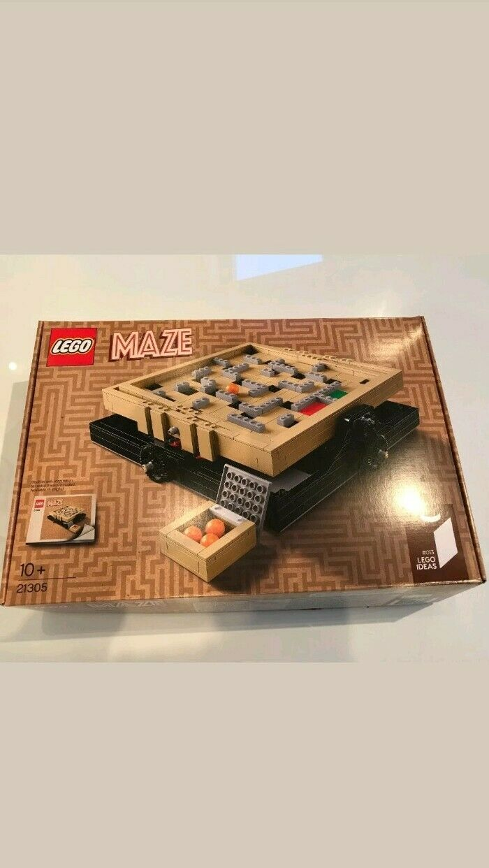 Lego Maze 21305 Brand New and Sealed