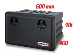 DAKEN-Just-600-Coffre-a-outils-71-5lt-Boite-De-Rangement-Camions-Boite-a-outils