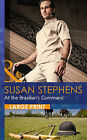 At the Brazilian's Command by Susan Stephens (Hardback, 2015)