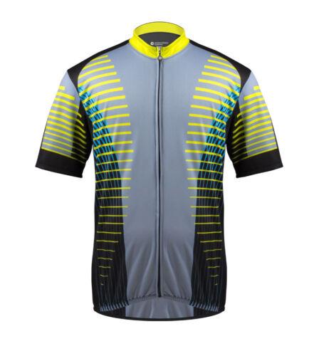 Aero Tech Designs Big Man Cycling Bike Jersey Sublimated El Grande Biking