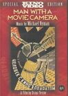 Man With a Movie Camera 0738329029722 DVD Region 1