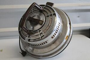 Image Is Loading Vintage Filter Queen Vacuum Cleaner Chrome Power Unit