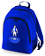 Football-TEAM-KIT-COLOURS-Blackburn-Supporter-unisex-backpack-rucksack-bag miniatuur 4
