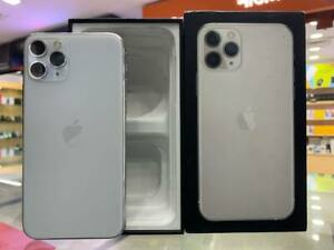 USED Apple iPhone 11 Pro 64GB Silver - Complete, Factory Unlocked