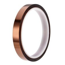 250c 300c High Temp Tape 1532 Inch X 98ft Heat Resistant Polyimide Tape