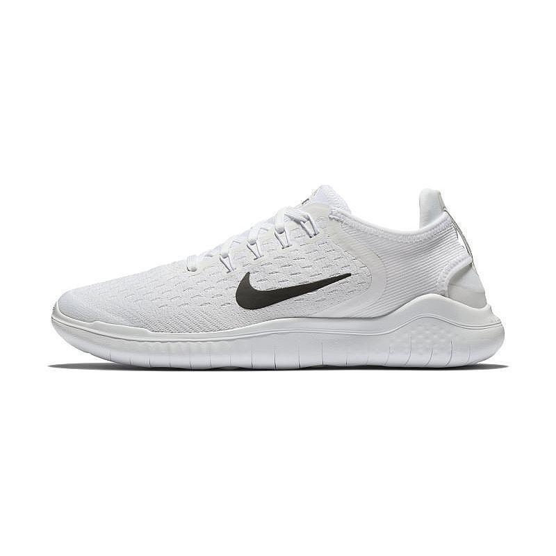 Nike Free run running 2018 jogging zapatos gr 38 fitness vida cotidiana us 7 blancoo blanco
