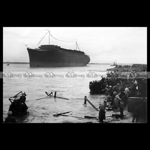php-03474-Photo-LANCEMENT-PAQUEBOT-SS-NORMANDIE-SAINT-NAZAIRE-1932-OCEAN-LINER