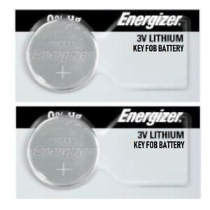 Jeep Key Fob Battery >> Details About Jeep Key Fob Battery Replacement Remote Keyless Entry 3v Lithium 2 Pack