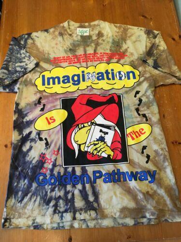 Online Ceramics x GQ Tie Dye T-Shirt M Golden Path