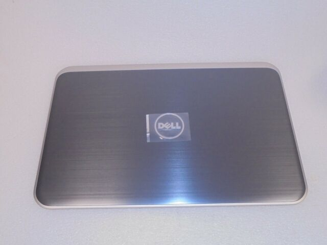 "5523 **READ** NEW Dell Inspiron 15z 15.6/"" LCD Back Cover Lid WLAN ONLY M899T"