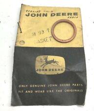 Nos Oem John Deere Tractor 1010 2010 Oil Filter Gasket M93t
