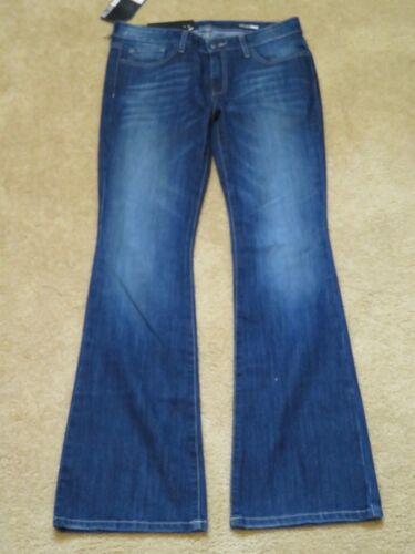 1b748e34b5af2 Pants Jeans Rast Women's New Bootcut Blue William Size 30 Dark Denim  TxPTIw8fq