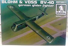 *NEU* BLOHM & VOSS BV-40, Brengun, 1:72, Plastikmodellbausatz+ Ätzteile