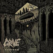 Grave - Out Of Respect For The Dead    - CD NEUWARE