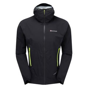 Black Montane Men/'s Minimus Stretch Ultra Pertex Shield 2.5 Layer Jacket