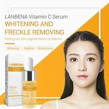 Vitamin C Essence Hyaluronic Acid Skin Care Whitening Serum Face Freckle Spots