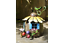 Fairy-Treehouse-Teapot-Sunflower-House-Wishing-Well-Metal-Garden-Decor-Ornament thumbnail 31